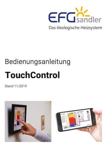 Bedienungsanleitung TouchControl zum Download